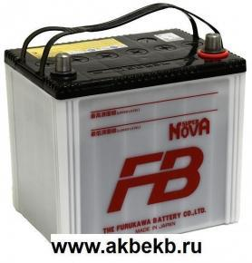 Furukawa Battery FB SUPER NOVA 75D23L