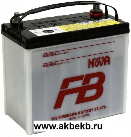 Furukawa Battery FB SUPER NOVA 55B24R