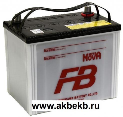 Furukawa Battery FB SUPER NOVA 80D26R