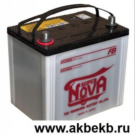 Furukawa Battery FB SUPER NOVA 75D23R
