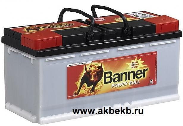 Аккумулятор Banner Power Bull 110 40 PROfessional